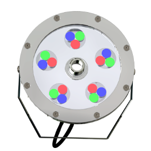 چراغ آبنمای پرولایت -  Flood RGB1200 Ring