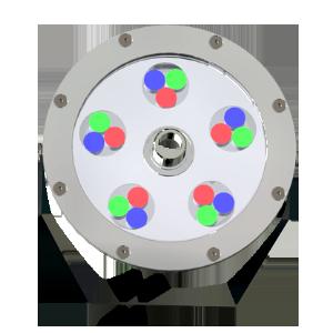 چراغ آبنمای پرولایت -  Spot RGB1200 Ring