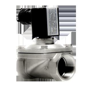 شیر برقی ضد آب DN50 آبنما