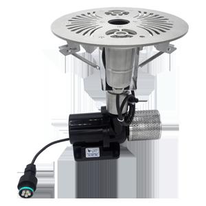 نازل آبنمای کف خشک فوم DMX-VFD800