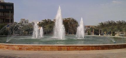 SHAHRVAND PARK