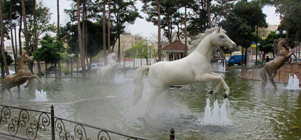 ASBI PARK .Horse Park