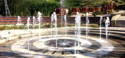 Aabali Fountain Project